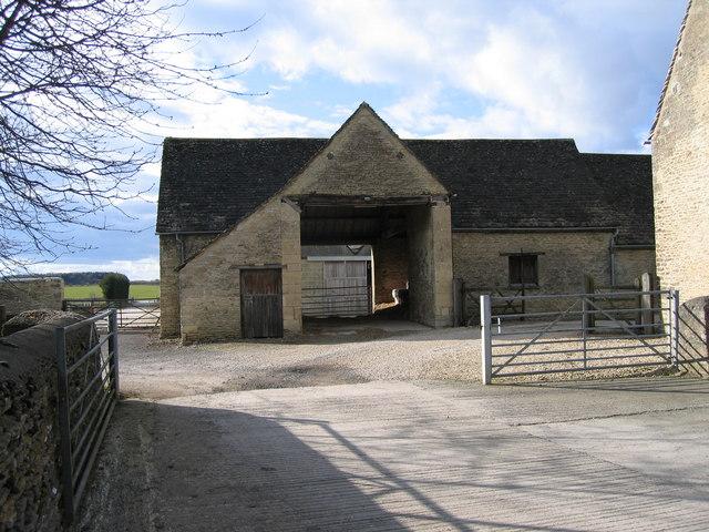 Barn at Home Farm Kemble