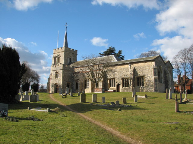 The Church Of St. Peter & St. Paul - Kimpton, Hertfordshire