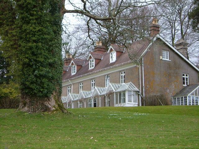 Spitchwick Manor
