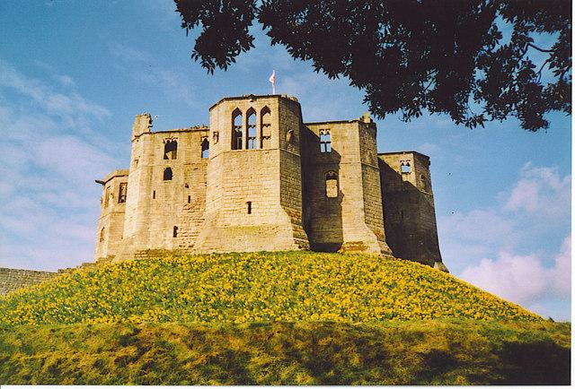 The Keep, Warkworth Castle.