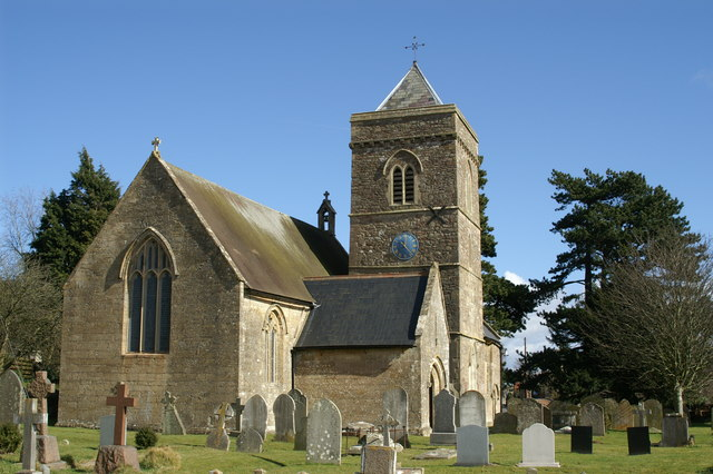 St Peter & St Paul Church Weston in Gordano