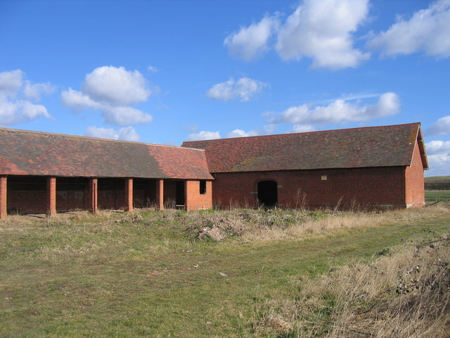 Barn at Church Farm