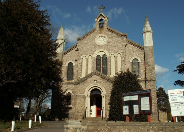 Holy Trinity church, Springfield, Essex