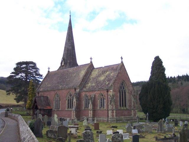 Flaxley Church