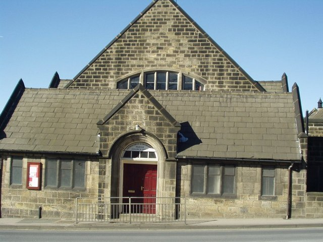 St Margarets Parish Church Hall, Church Road, Horsforth