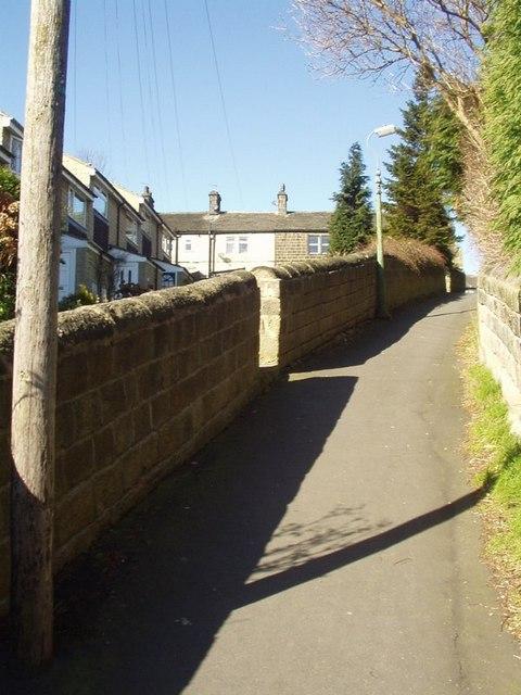 Stoney Lane, Horsforth