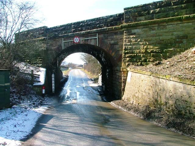 Railway Bridge, Kildale Road
