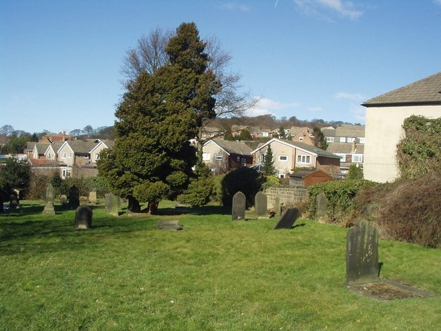 Graveyard, Church Road, Horsforth