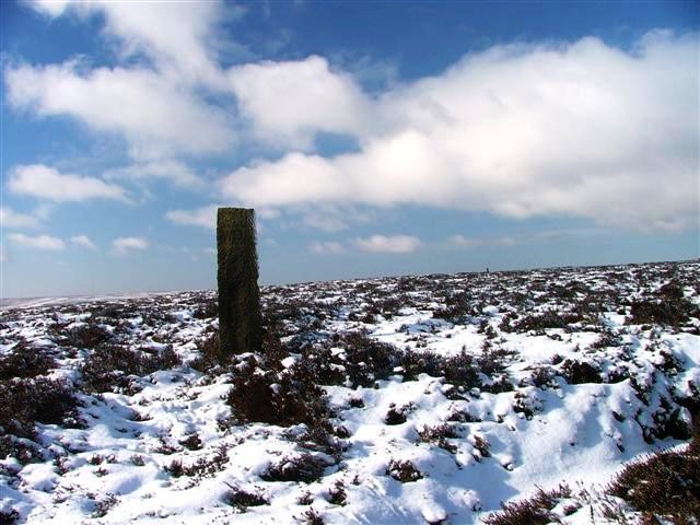 Boundary Stone, Stony Ridge