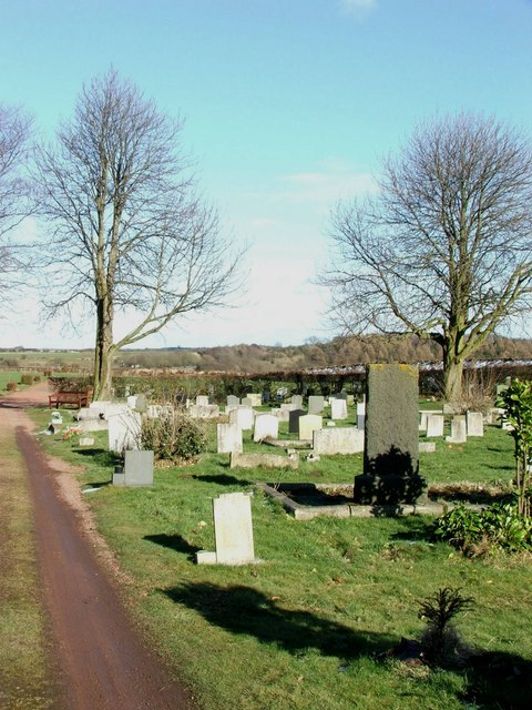 Pegswood Cemetery