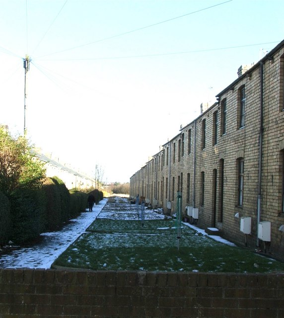 Colliery Housing