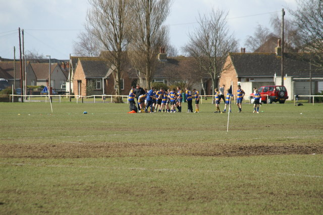 Clevedon Rugby Ground