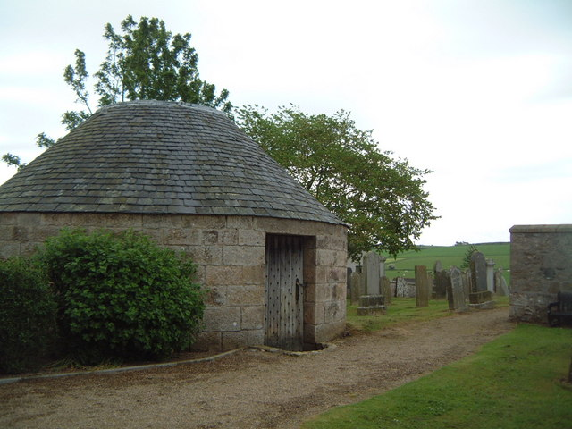 Mort House, Udny, Aberdeenshire