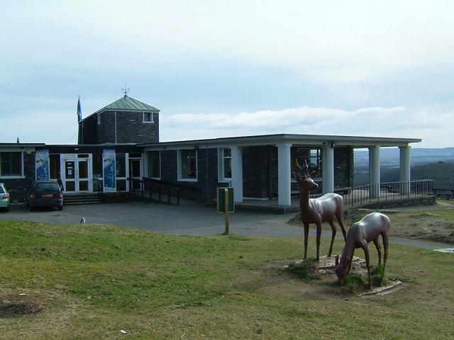 David Marshall Lodge visitor centre