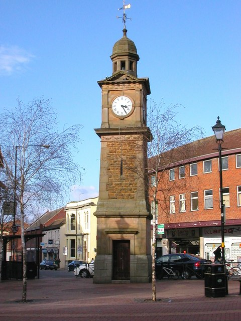 Rugby - Market Place