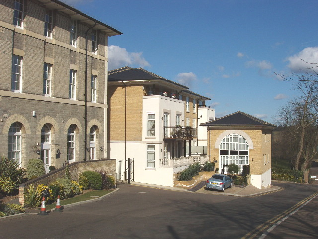 Millfields, formerly Damascus House, Mill Hill