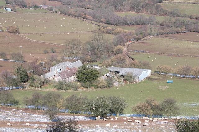 Nantgwyddel Farm