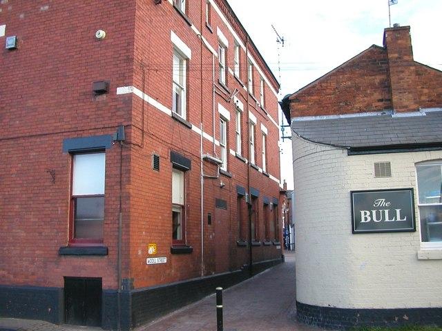 Rugby - Wool Street