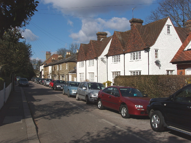 Houses in Mill Hill Village