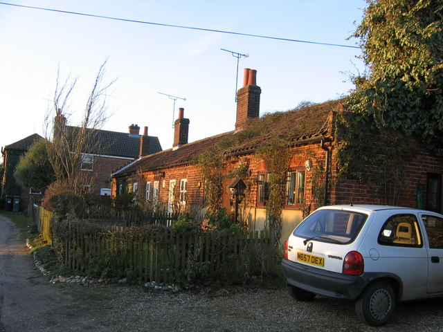 Meeting House Hill Almshouses