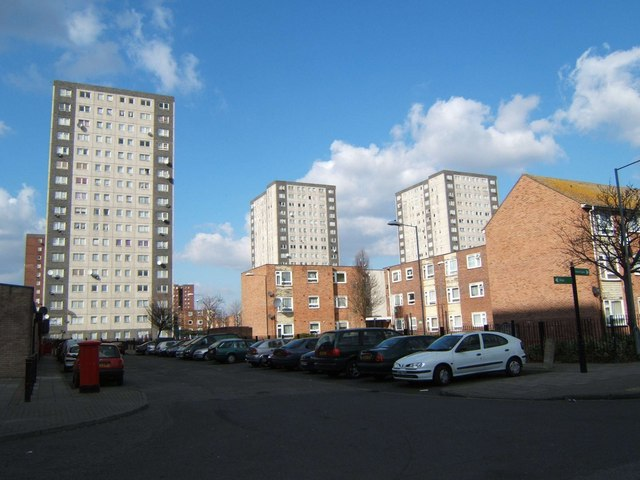 St Marys Estate, Barking