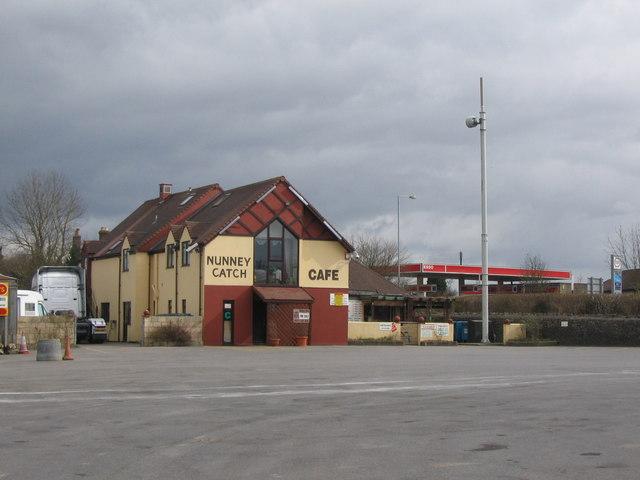 Nunney  Catch Cafe