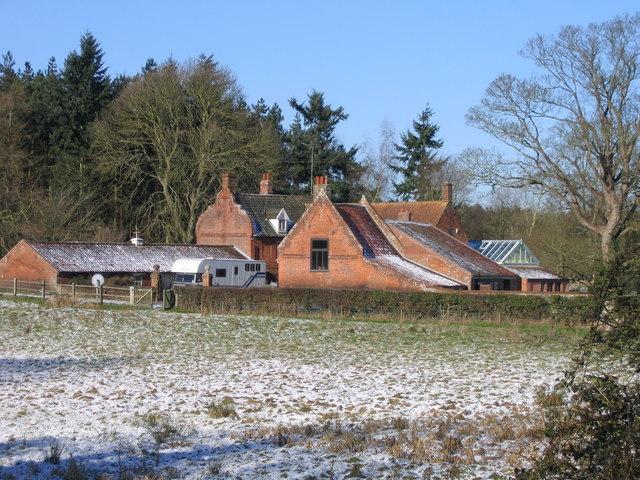 The Manor House, Surlingham