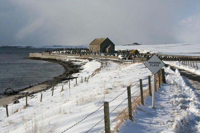 St Nicholas Kirk, Holm, Orkney