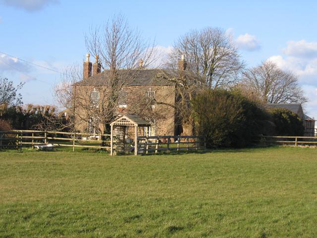 Barbridge Farmhouse, Swineshead, Lincs