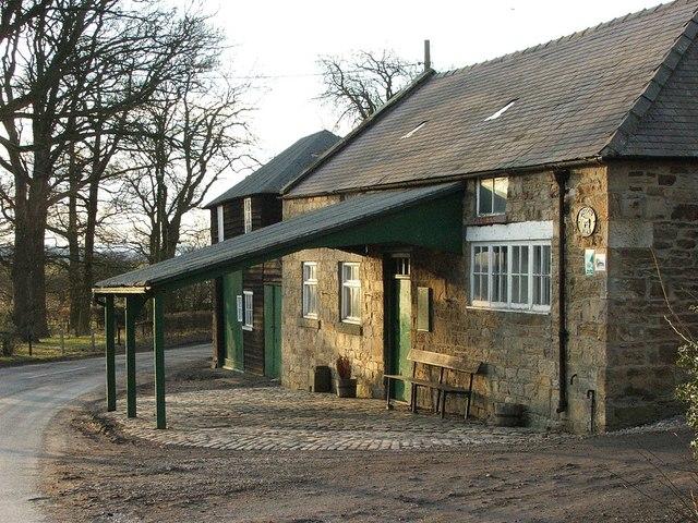 Farm at Pigdon