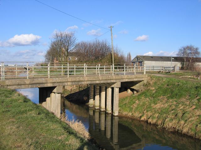 Bar Bridge, Swineshead, Lincs