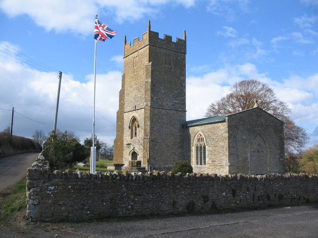 St. Peters, Lower Shepton