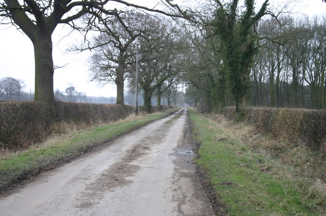 Moor House Lane, Brafferton