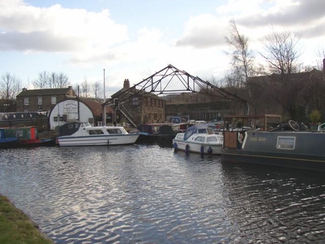 Mirfield Boat Yard (SE202196)