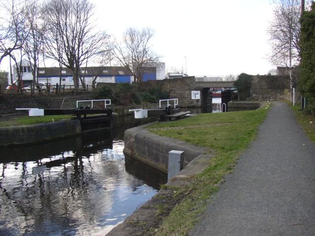 Mirfield Flood Lock (SE201196)