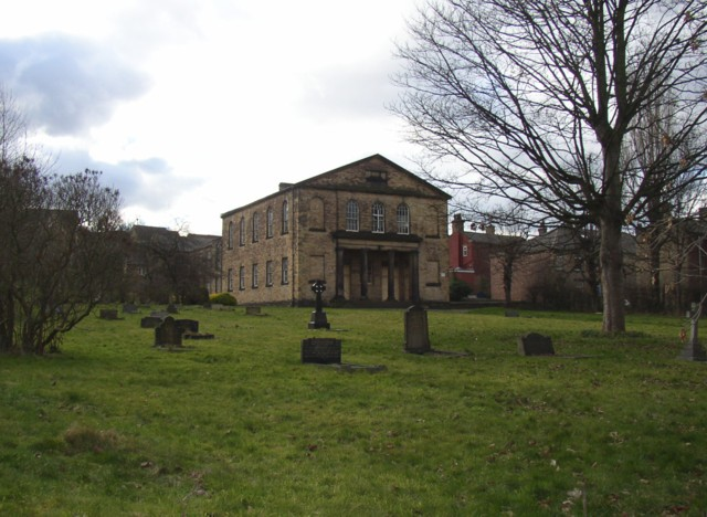 United Reformed Church, Calder Road, Lower Hopton (SE201191)