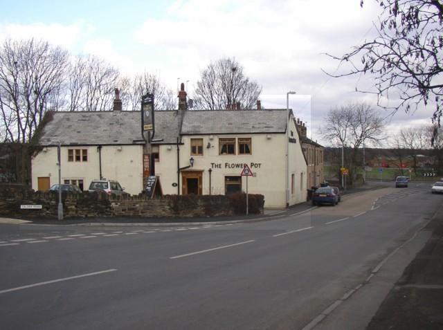 Flower Pot Inn, Hopton Lane, Lower Hopton, Mirfield (SE203191)