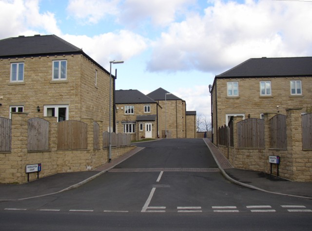 Huddleston Court, Newgate, Mirfield (SE201195)