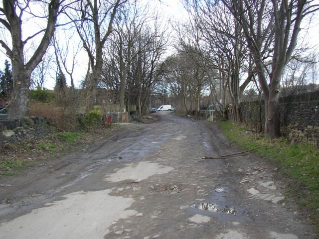 Hirst Lane, Mirfield (SE206197)
