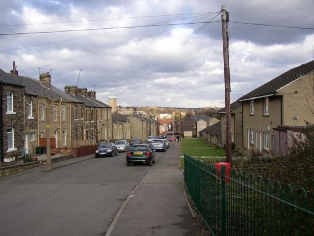 Marshall Street, Lower Hopton, Mirfield (SE200193)