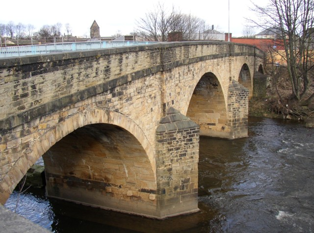 Ledgard Bridge, Mirfield (SE200195)