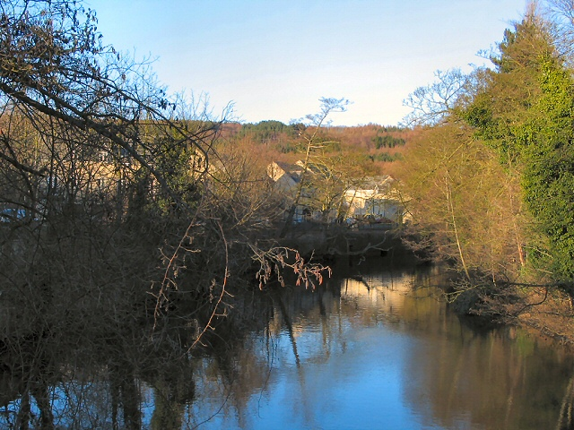 River Don at Oughtibridge