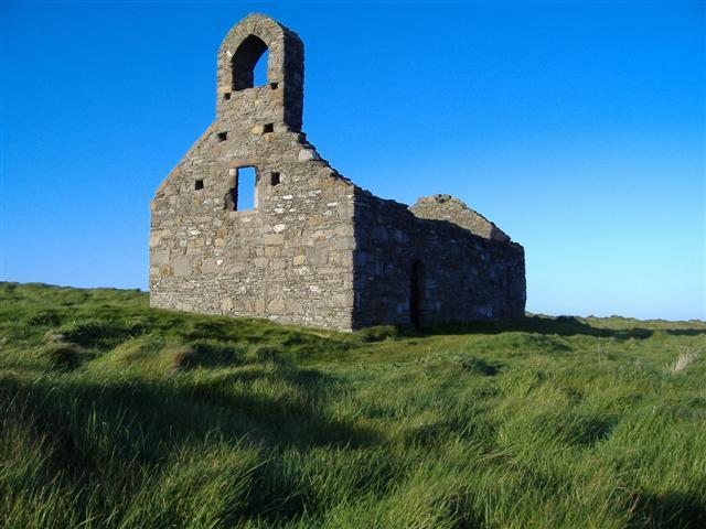 St. Michaels Isle Chapel, Isle of Man
