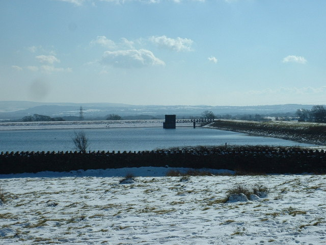 Alston Reservoir, Longridge
