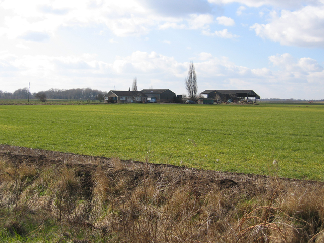 Willow Barn Farm, Borough Fen, Peterborough