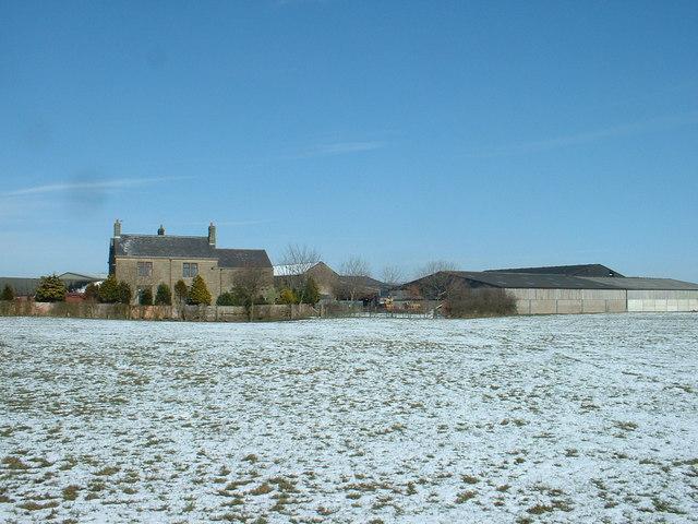 Bolton Fold Farm near Longridge