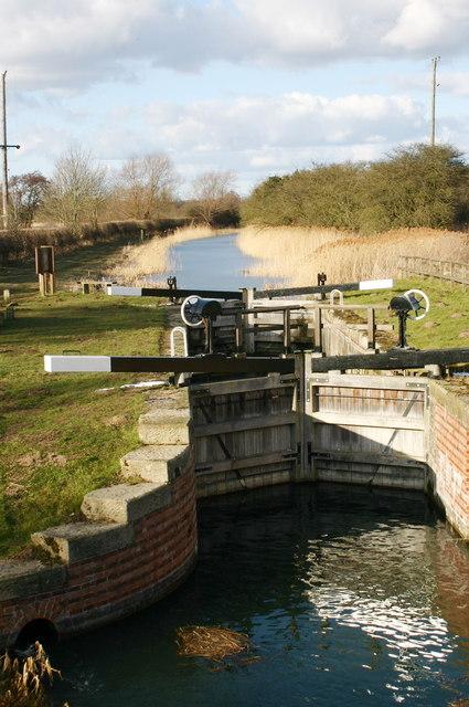 Coats Bridge Lock