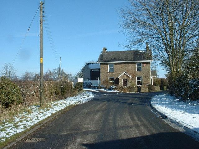 Alston Cottage