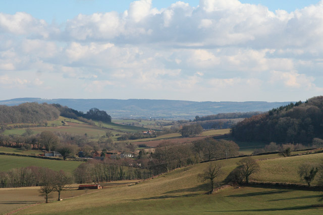 Wiveliscombe Without: Ford from Thorny Down