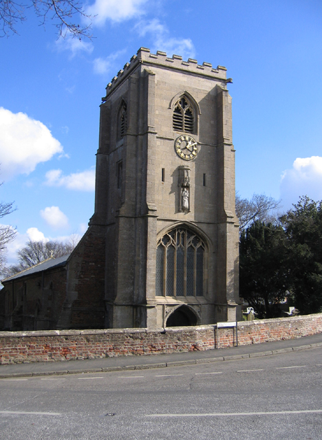 Parish church, Cowbit, Lincs